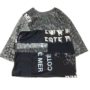 COTEMER REMAKE MIX T-SHIRTS 【Tshirts18】