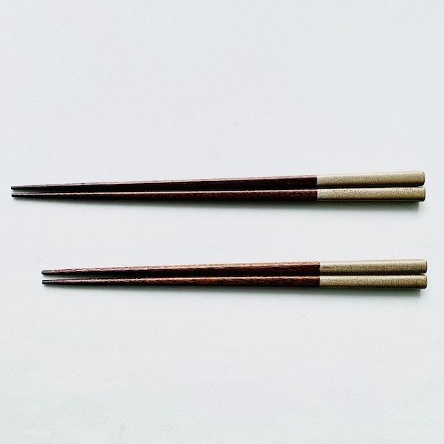 栃の虎杢(とらもく) 手削りの菓子切り