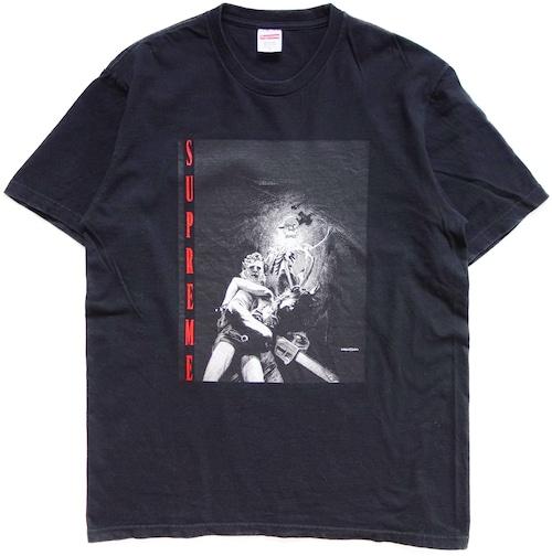 【M】 17/18AW Supreme Tシャツ | 悪魔のいけにえ シュプリーム 映画 ホラーTシャツ アメリカ 古着