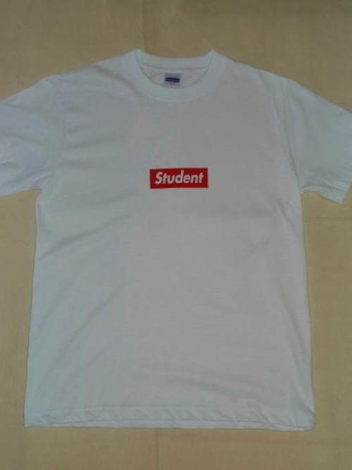 ■スチューデントTシャツ■受験生必着!やる気スウィッチ付き