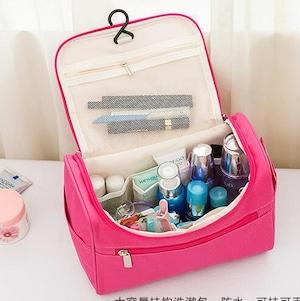 5004旅行 トラベルポーチ バッグ 洗面用具 収納 洗面道具 化粧品 海外旅行 コスメバッグ  出張 大容量