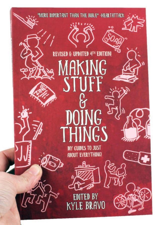 洋書 - Making Stuff and Doing Things: DIY Guides to Just About Everything (Paperback)
