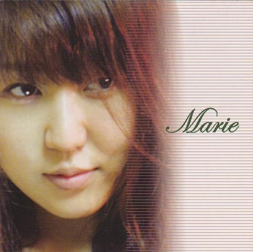 ⏬DL販売 全国流通前の『Marie』データ(WAV)10曲+初回限定版ブックレットデータ付き