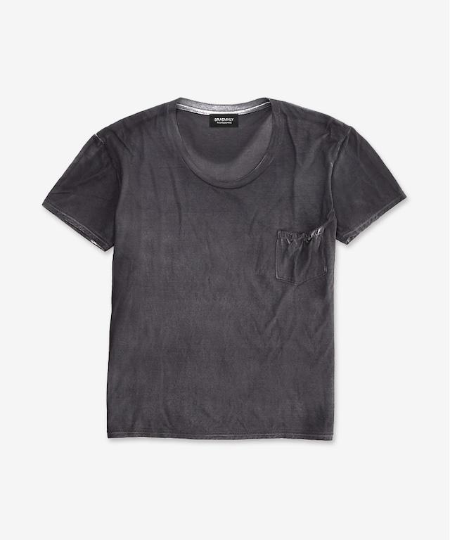 クラッシュリネンシャツ / アイボリー