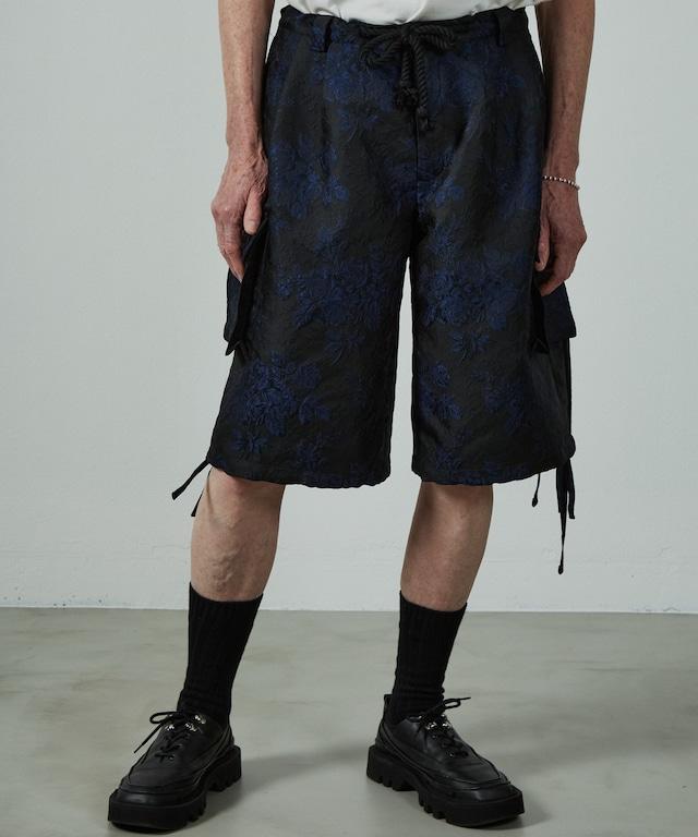 UNSELDS  cobran shorts  Black×Blue