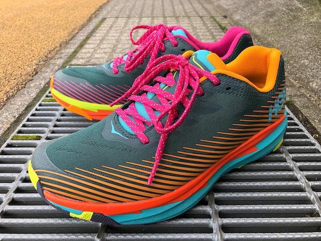 HOKA ONE ONE x COTOPAXI TORRENT 2 (MULTI COLOR)