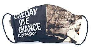 【COTEMER マスク 日本製】ONE DAY ONE CHANCE BAND MASK 0520-132
