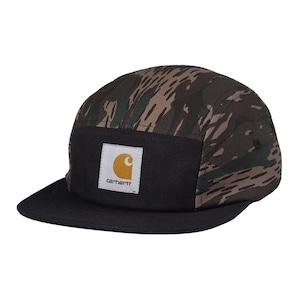 Carhartt TONARE CAP - Black / Camo Unite