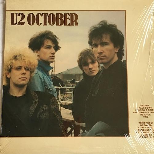 【LP・米盤】U2 / October