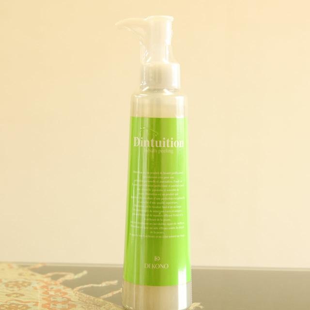 ピーリング 天然精油の香り 全身使えるピーリングジェル スキンケア|DEKONO ディインテュイション インバス ピーリング 200ml