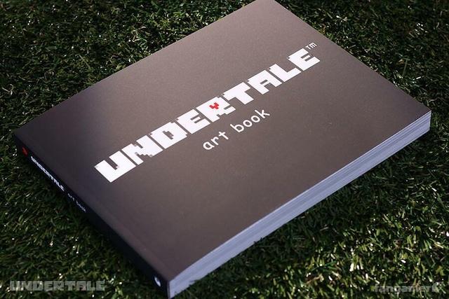 アートブック(日本語版)/ UNDERTALE ( アンダーテイル )