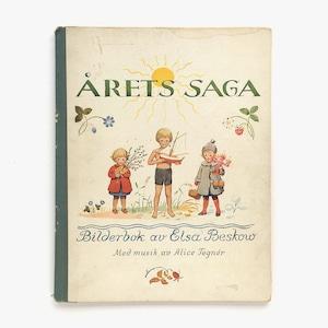 エルサ・ベスコフ「Årets saga(いちねんのうた)」《1949-01》
