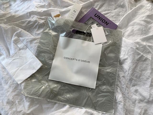 concepts d'Odeur COLLECTION ART BAG