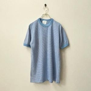 90年代 MARRYGARDEN メリーガーデン USA製 デッドストック リンガーTシャツ 日本M