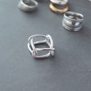 RING || 【通常商品】 4CHAIN RING (S925) || 1 RING || SILVER || FAL058