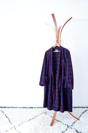 """【1970s】""""PENDLETON"""" Wool Plaid Gown / v436"""