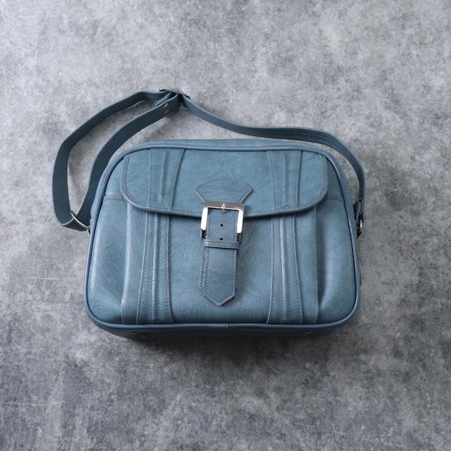 70s  Vintage  Travel  Bag   70年代 ヴィンテージ トラベルバック 合皮 A664