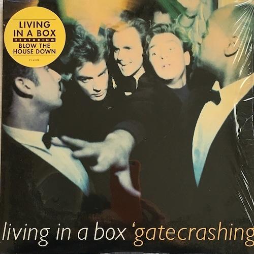 【LP・米盤】Living In A Box / Gatecrashing