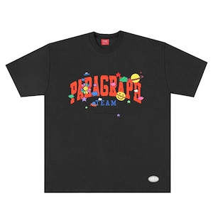 PARAGRAPH スマイルハッピーTシャツ Paragraph 21S/S SMILE HAPPY T-SHIRT  PARAGRAPH-NO.42