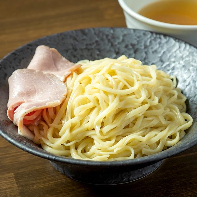 【町田汁場しおらーめん進化】新麦ハルユタカ一本しおつけ麺&チャーシュー(2食セット)