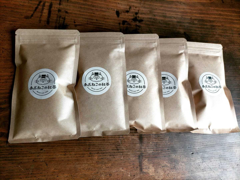 あおねこの紅茶の台湾茶セット【台湾茶5種類】※期間限定商品