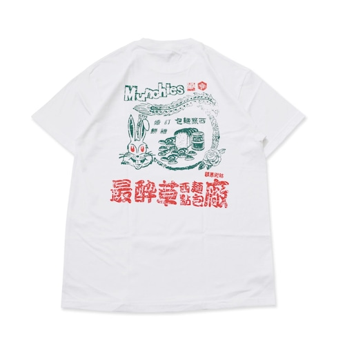 """BLANKMAG/ BLANKMAGBOOKS x T.B.H.C """"Manchies"""" SS Tee"""