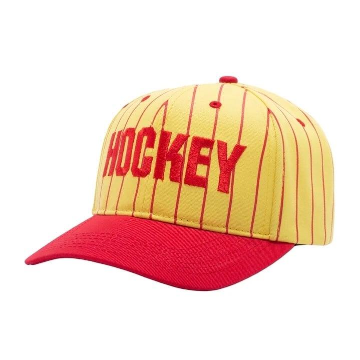 HOCKEY 【Hockey Striped Snapback】