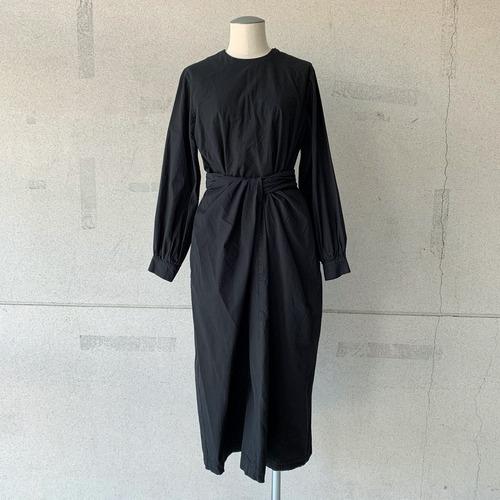 【COSMIC WONDER】Beautiful Organic cotton wrapped dress/17230-2