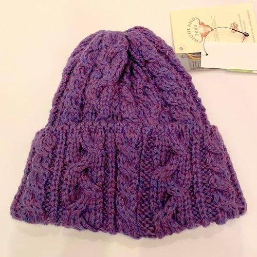 Cable Bobcap Purple