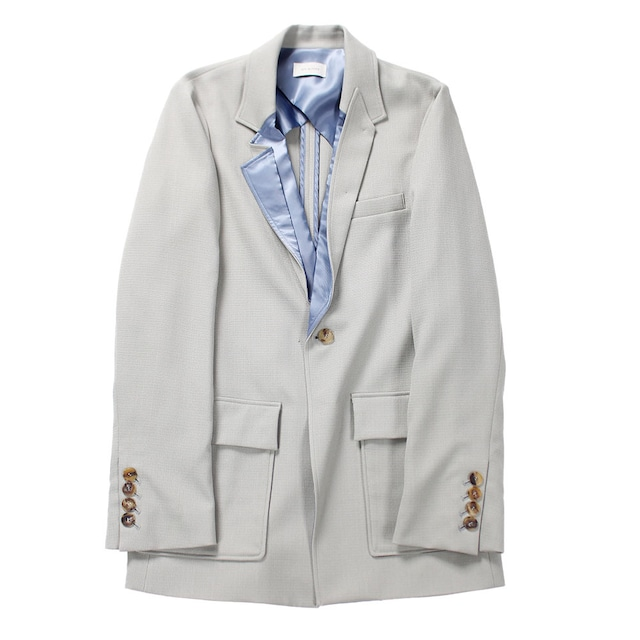 BED j.w. FORD Distortion Lapel Double Jacket Mint