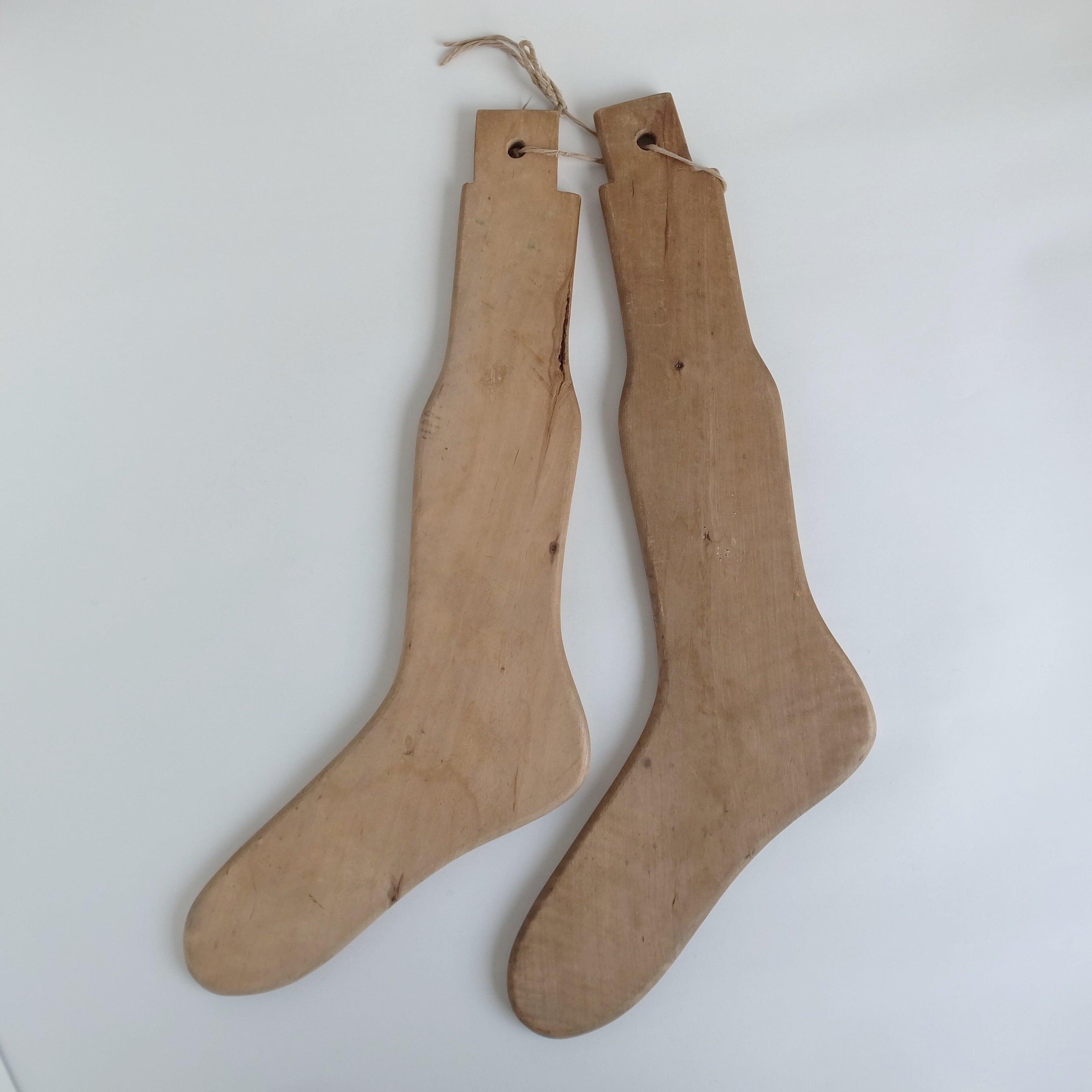 靴下の木型