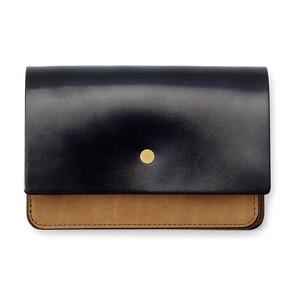 forme Hand wallet combi Cordvan navy