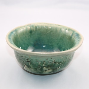 緑釉_器  Ryokuyu(Green Glaze) Bowl
