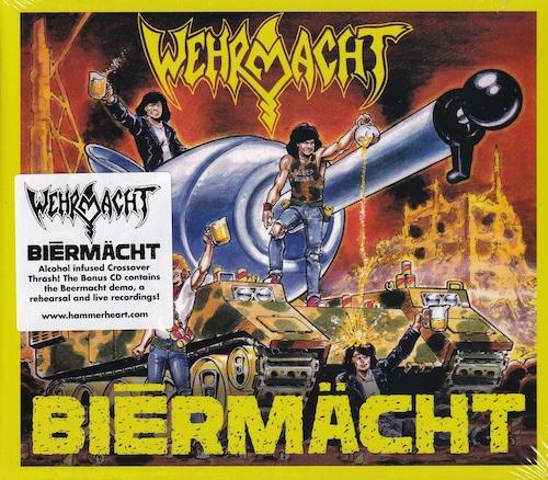 WEHRMACHT 『Biērmächt (Slipcase, Re-issue & 2CD)』