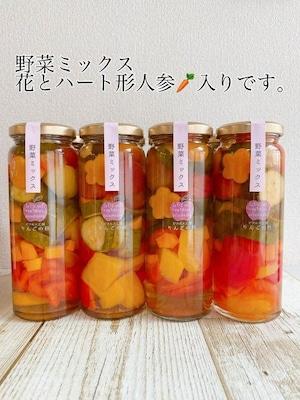 静岡産 彩きれいなMIX野菜のピクルス