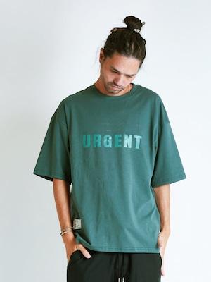 EGO TRIPPING (エゴトリッピング) URGENT TEE アージェントTシャツ / MINT 663811-68