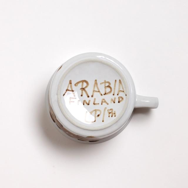 ARABIA アラビア Rosmarin ロスマリン ティー C&S - 3 北欧ヴィンテージ