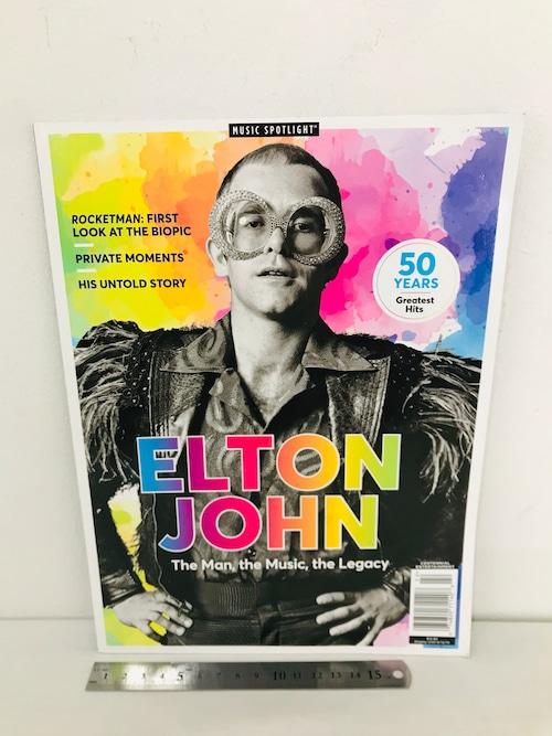 ELTON JHON  music spotlight