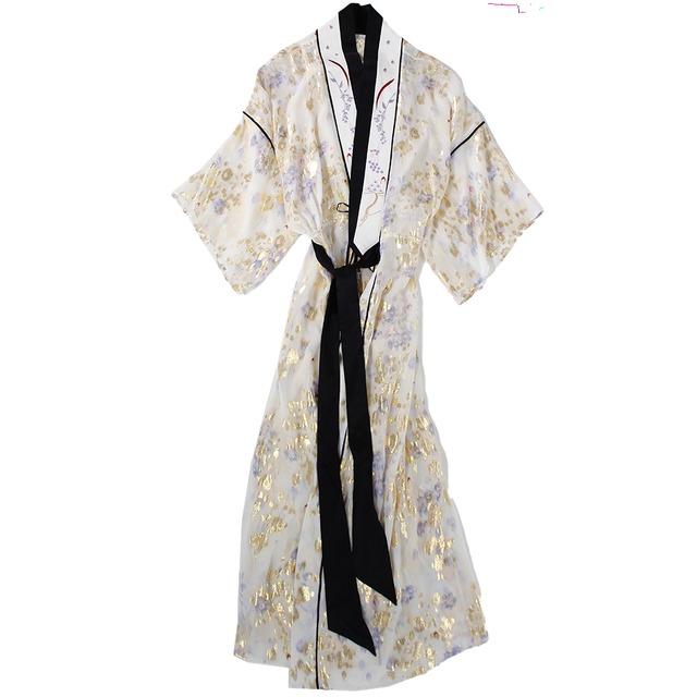 MAME KUROGOUCHI Kimono Coat