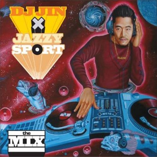 【CD】DJ JIN - DJ JIN x Jazzy Sport: The Mix