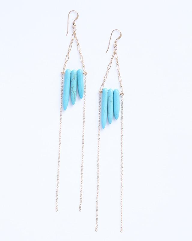 Telc Long / Turquoise