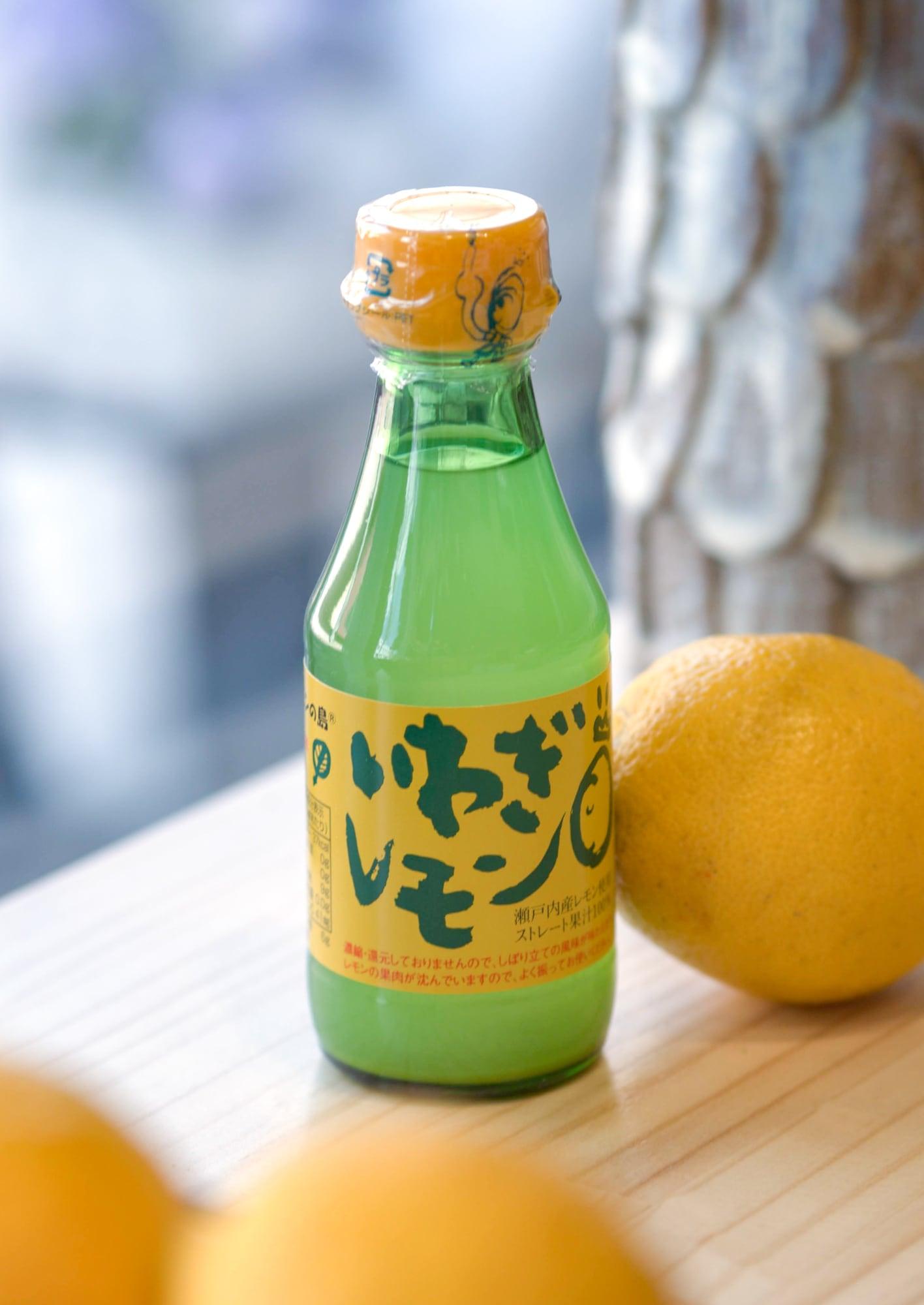 愛媛県・上島町『レモン果汁』
