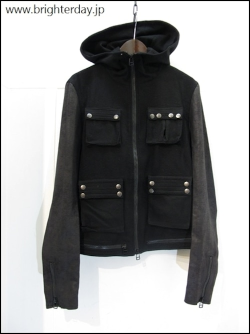 LIVRAISON ウールジャケット