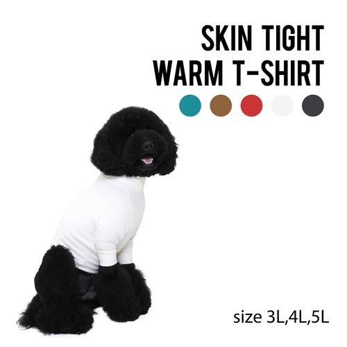 SKIN TIGHT WARM T-SHIRTS(3L・4L・5L)スキンタイトウォームTシャツ
