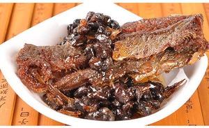 【常温便】豆豉鲮鱼罐头( うぐいとトウチのうま煮 魚缶詰)