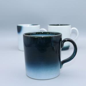 砥部焼 ヨシュア工房 マグカップ(大) ヨシュアブル−