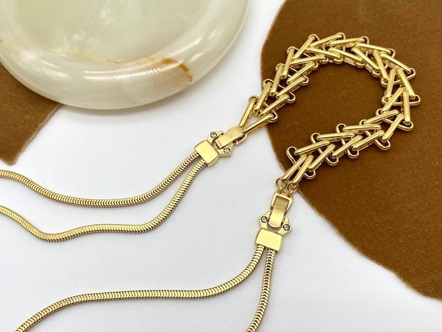 Antelope combi necklace/bracelet