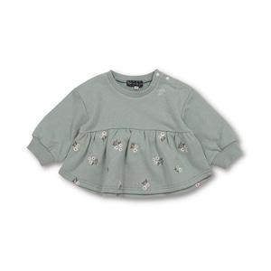 Little s.t. by s.t.closet 刺繍トレーナー