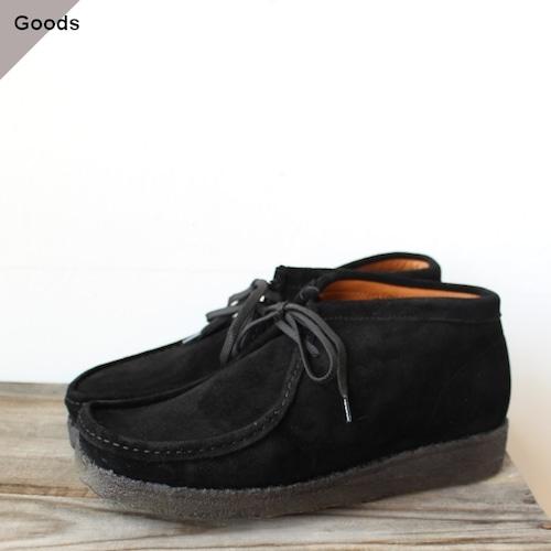 Padmore&Barnes Original Boots ワラビーブーツ P404 ブラック