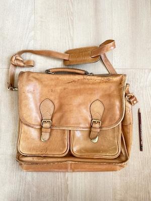 used leather bag No.018「安寧サンクチュアリ」